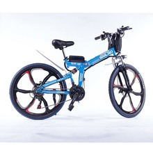 10ah Mx300 26 인치 전기 자전거 48v Ytl 통합 휠 350w/500w 최대 모터 Ebike Onsale