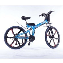 10ah Mx300 26inch Electric Bike 48v Ytl Integrated Wheel 350w/500w Max Motor Ebike Onsale