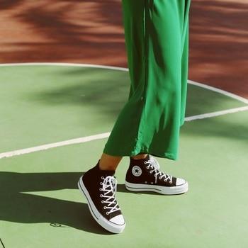 Converse Chuck Taylor All Star Hi zapatillas de deporte Zapatillas Chucks Hi-Top...