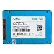Твердотельный накопитель Netac N535S NT01N535S-120G-S3X SSD, 2.5