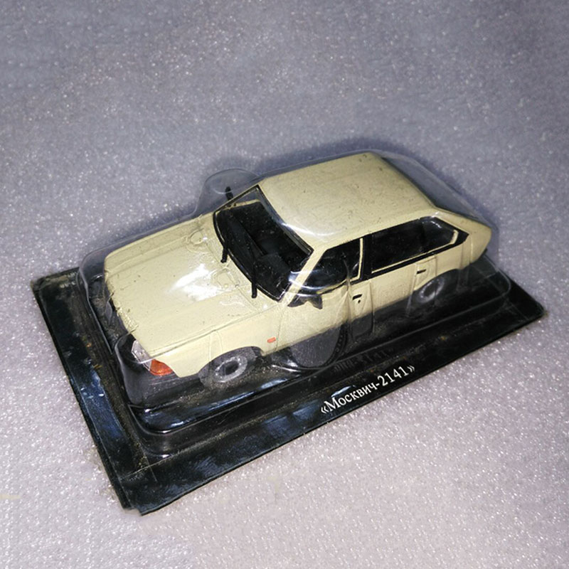1/43 легированная модель 2141 ALEKO, Игрушечная машина, литая коллекционная игрушка, автомобиль Игрушечный транспорт      АлиЭкспресс