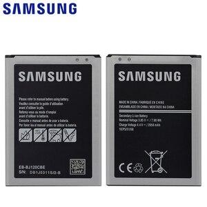 Image 4 - סמסונג מקורי סוללה EB BJ120CBU EB BJ120CBE 2050mAh עבור Samsung Galaxy J1 2016 גרסה J120 J120F J120A J120H J120T J120DS