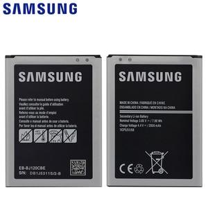 Image 4 - Samsung Originele Batterij EB BJ120CBU EB BJ120CBE 2050 Mah Voor Samsung Galaxy J1 2016 Versie J120 J120F J120A J120H J120T J120DS