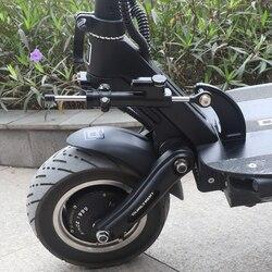Для Dualtron 3 и Thunder электрический скутер направленного руля стабилизатор демпфер Монтажный кронштейн комплект