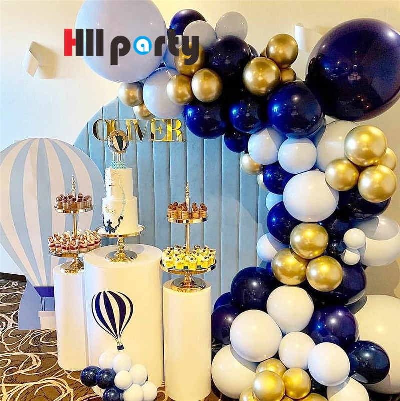 90pcs Adult 18 30th Birthday Party Decoration Balloon Garland Arch Kit For Women Bride To Be Wedding Party Decorations Balloons
