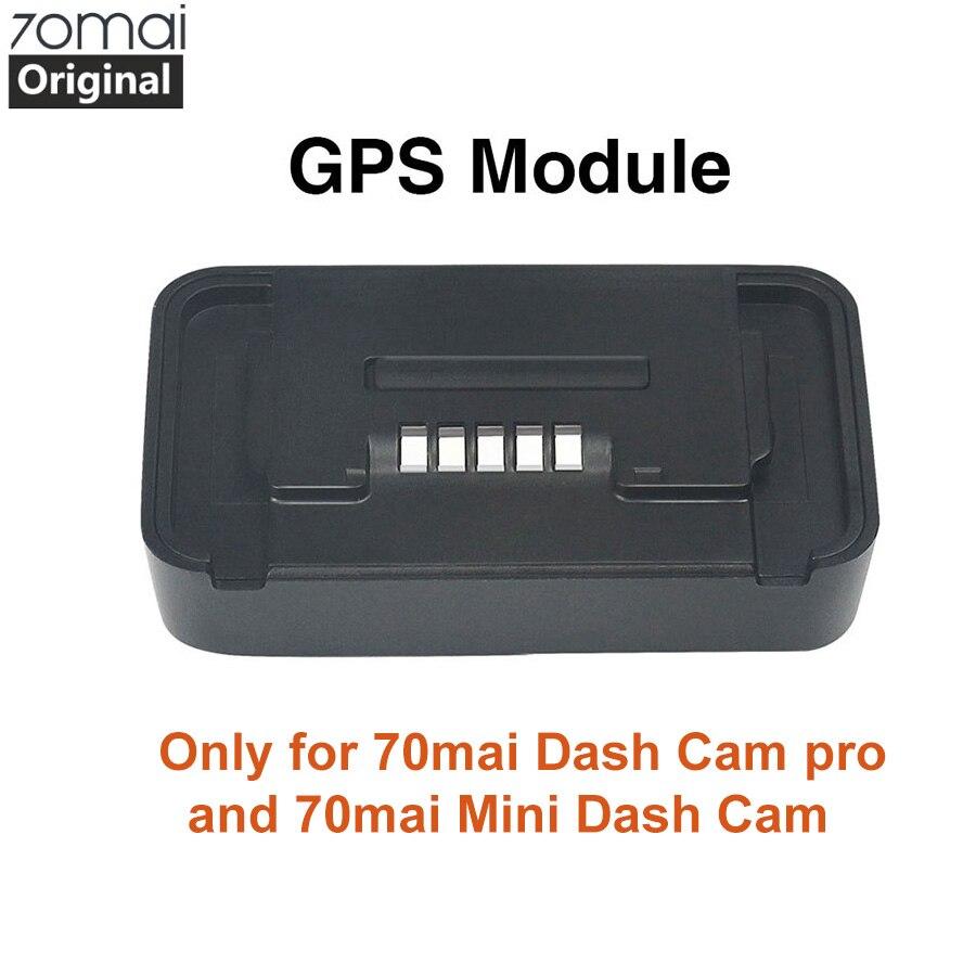 Original 70mai Pro Módulo GPS para 70 mai Traço Cam Pro 70mai mini gen 2 Traço Cam Carro Dvr Pro função de Gravação de Vídeo GPS ADAS