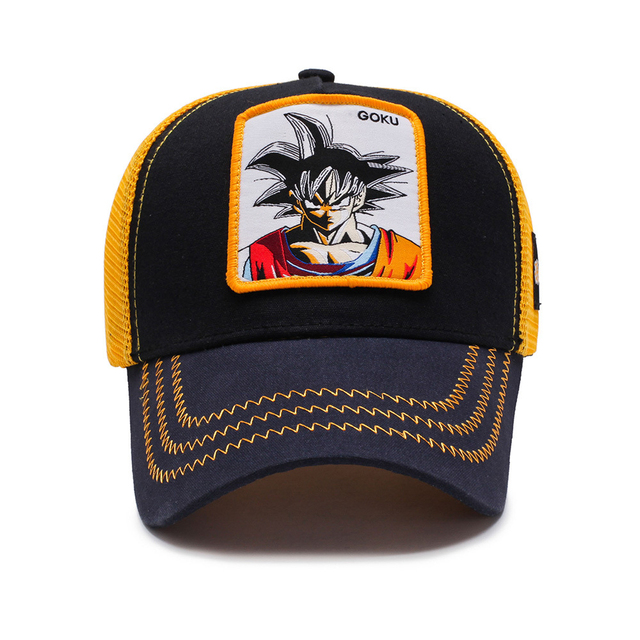 XPeople Adjustable Hat for Dragonball Dragon Ball Z DBZ Anime Fan Cosplay Costume Snapback Cap Hip Hop Hat 4