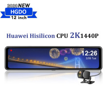 HGDO H60 Super HD 2K 1440P Car DVR Huawei Hisilicon CPU Car Camera Dash Cam Video Video