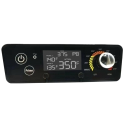 SANQ P7-340 Thermostat Controller Board with LCD Display for PIT Boss Wood Oven