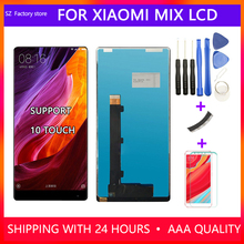 6.4 นิ้วสำหรับ Xiao Mi Mi Mi x จอแสดงผล LCD TOUCH Digitizer ชุดประกอบชุดสำหรับ mi Mi x Pro 18 K รุ่น