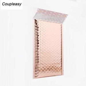 Image 2 - Saco de embalagem envelopes envelopes acolchoados, 30 peças 4 tamanhos, bolhas, sacos de plástico, embalagem postal, envelope