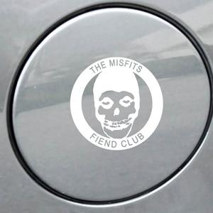16*16 см Misfits Fiend Club Vynil наклейка на автомобиль красивая и крутая наклейка s Новый стиль Горячие автомобильные аксессуары