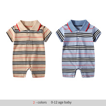 Toddler Outfit Romper Summer Jumpsuit Baby-Boys 12-Month Polo One-Piece T-Shirt