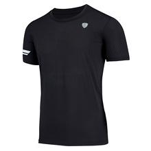Męskie letnie Crossfit koszulka sportowa Fitness Top do biegania koszulki z krótkim rękawem oddychające koszulki treningowe odzież sportowa siłownia odzież do ćwiczeń tanie tanio CHON YUN CN (pochodzenie) Wiosna summer AUTUMN Poliester Pasuje prawda na wymiar weź swój normalny rozmiar Compression Shirt Tight t shirt