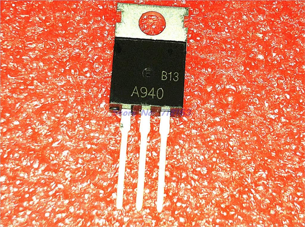 10pcs/lot=5pairs 2SA940 2SC2073 A940 C2073 TO-220 In Stock