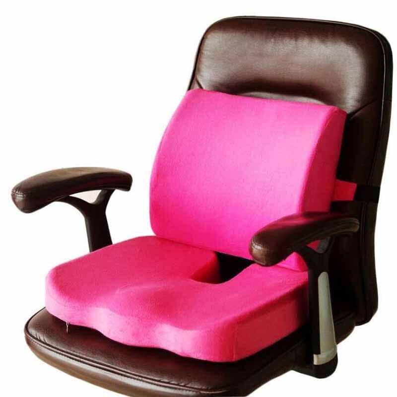 Car Seat Cushion Coccyx Orthopedic Memory Foam Seat Massage Chair Back Cushion Pad Office Massage Cushion Car Seat Cushion Coccyx Orthopedic Memory Foam Seat Massage Chair Back Cushion Pad Office Massage Cushion