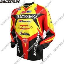 Racestars 2020 мото Джерси Горный горный велосипед одежда mtb
