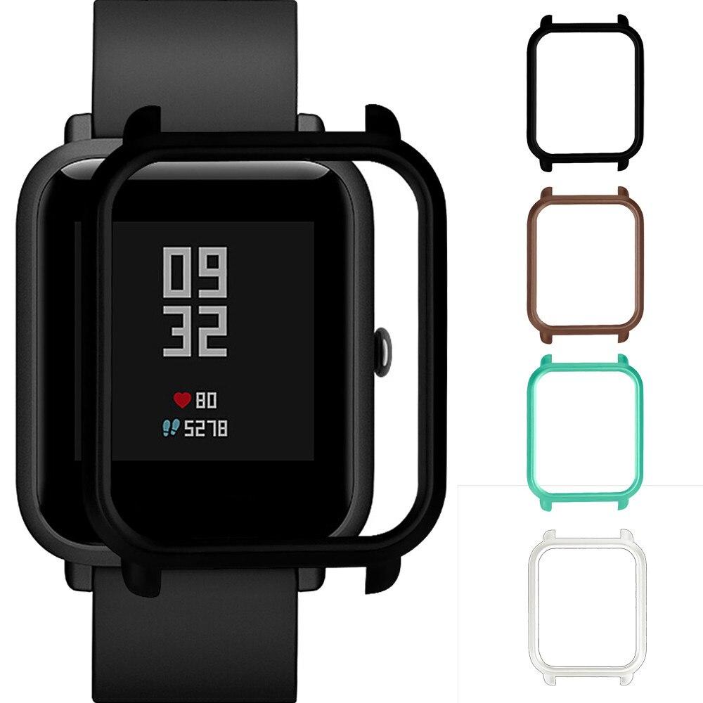 Аксессуары для умных часов CARPRIE, цветной чехол из поликарбоната, защитный чехол для Xiaomi Huami Amazfit Bip Youth Watch, защитный чехол