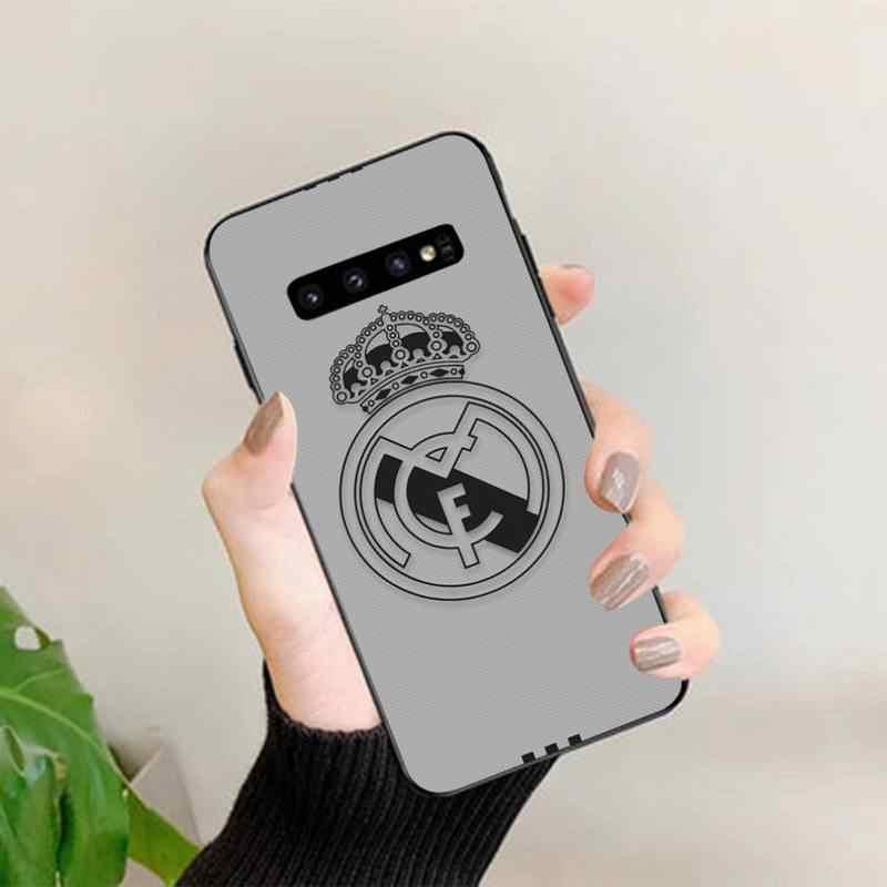 MaiYaCa Bóng Đá Quả Bóng Đá Game LOGO Ốp Lưng Điện Thoại Dành Cho Samsung S10 5G S7 EDGE S8 S9 S10 S20 PLUS S10Lite