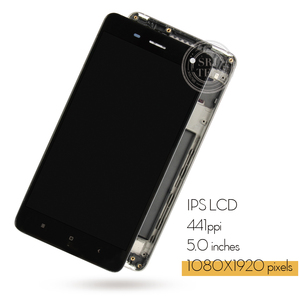 """Image 3 - 5.0"""" Original Display For XIAOMI Mi4 LCD Touch Screen with Frame for Xiaomi Mi4C LCD Display Mi 4 4C 4i Mi4i LCD Replacement"""