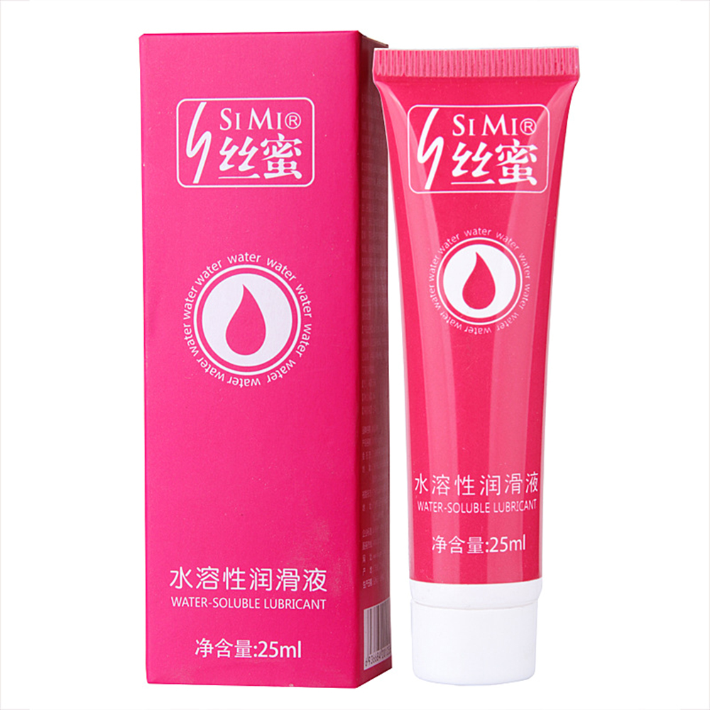 25g Men Women Silk Touch Body Sex Lubricant For Anal Vaginal Oral Sex Silicone Lubricating Oil Adult Sex Products Massage Gel