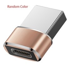 2 PACK USB C 3.1 Type C Female to USB 3.0 Type A Male Port Converter Adapter US