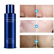 Nicotinamide Facial Toner Pore Minimizer Hyaluronic Acid Face Tonico 120ml Moisturizing Whitening Hidratante Skin Care Toners