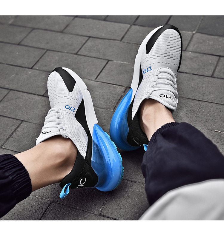 H4c6f901cff6e491a9b0435b6b7ebb01bq Summer New Men Sneakers Air Cushion Lightweight Breathable Sneakers Fashion Shoes Woman Couple Sport Shoes Mens Shoes Casual