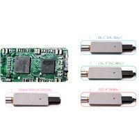 ESS9018q2c Sa9137dual chip power amplifier Headphone Amplifier Board For 900 ohm Output 384K 32bit portable decoding amp T1060