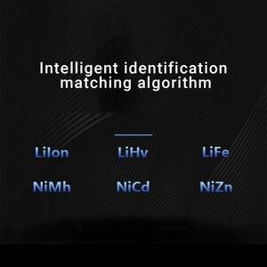 Image 5 - ISDT N8 18W 1.5A 8 חריצים LCD AA/AAA מטען מהיר עבור LiIon LiHv חיים NiMh Nicd Nizn RC מודלים חלק Accs