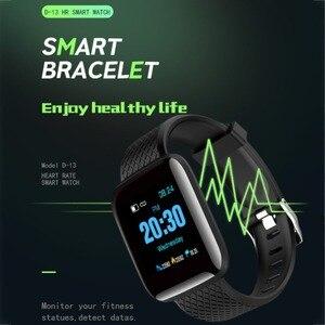 New D13 Fitness Bracelet Heart