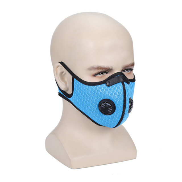 Activated carbon anti-flu mask PM2.5 anti-virus N95 mask N99 dust-proof mask