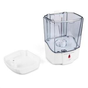 Image 4 - 주방 사무실에 대 한 700ml Touchless 욕실 디스펜서 스마트 센서 액체 비누 디스펜서 손 무료 자동 비누 디스펜서