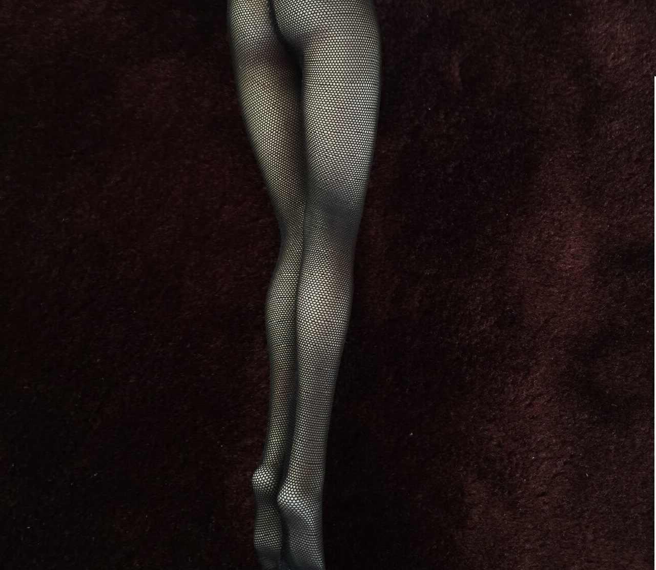 Biały 1/6 skala kobiet żołnierz rajstopy pończochy do ciała wysoki wzrost pończochy dla 12in Phicen Tbleague Hottoy lalki