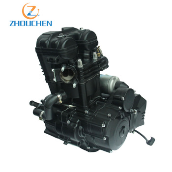Off road motorcycle refitting parts two wheel motorcycle vehicle for Xinyuan cb250 four door five speed water-cooled engine