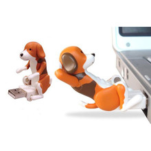 Usb-Toy Flash-Disk Office Mini Portable Cute for Worker Cartoon Spot-Dog Rascal Relieve-Pressure