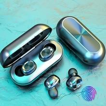 B5 TWS Wireless Earphone Headphones Bluetooth 5.0 Earbuds Waterproof 9D Stereo S
