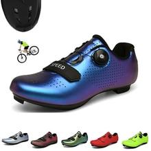 Men Sneakers Bicycle-Shoes Mountain-Bike Mtb Ciclismo Racing Women Original Sapatilha