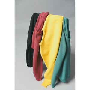 Image 2 - Мужской теплый свитер SIMWOOD, повседневный трикотажный пуловер с вырезом, брендовая одежда высокого качества, SI980567, Осень зима 2020
