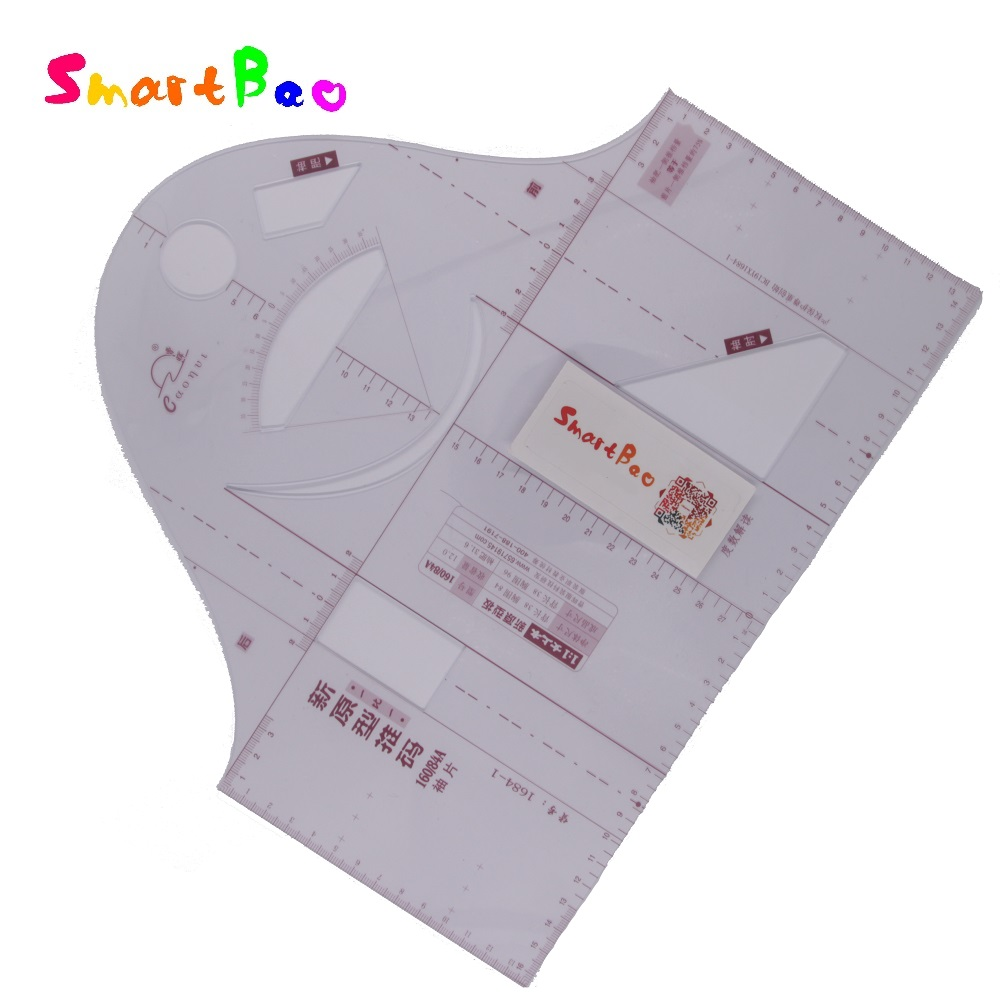 Sleeve Ruler Tailor Tool Fashion Student Ruler Help To Understand Tailor
