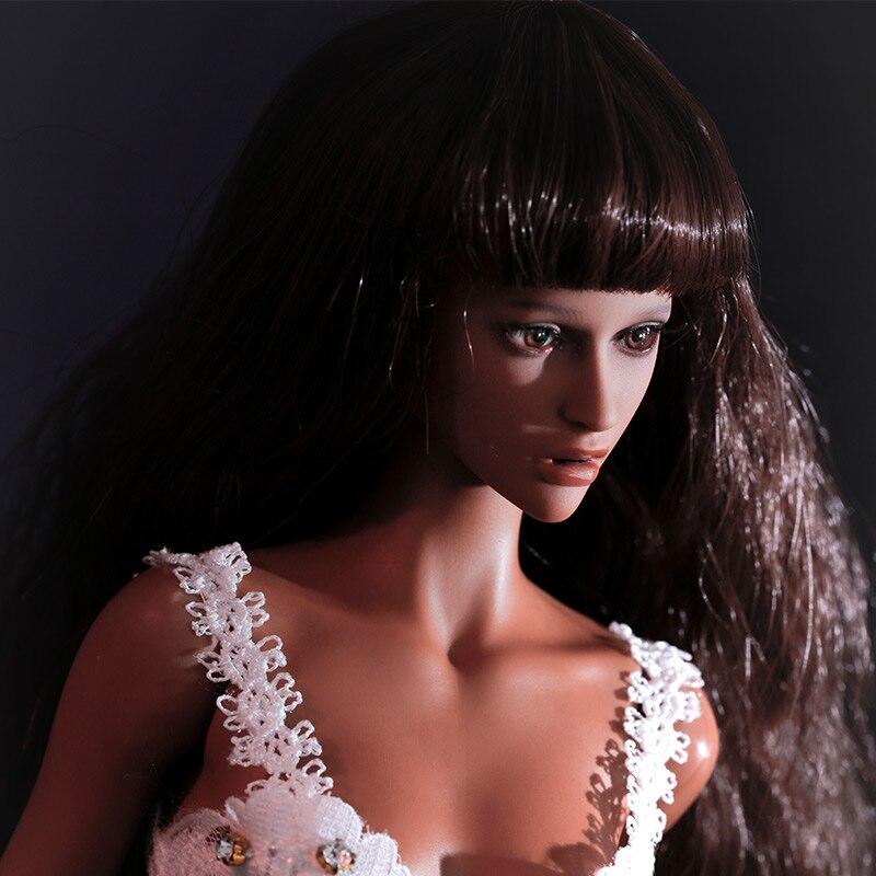 Dollshe Amanda Doll 1/4 Body Model Boys Girls Oueneifs High Quality Resin Toys Free Eye Balls Fashion Shop Joint Doll