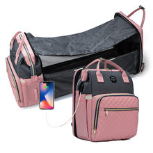 Mommy Diaper Bags Mother Large Capacity Travel Nappy Backpacks with changing mat Convenient Baby Nursing Portable Bags Backpack