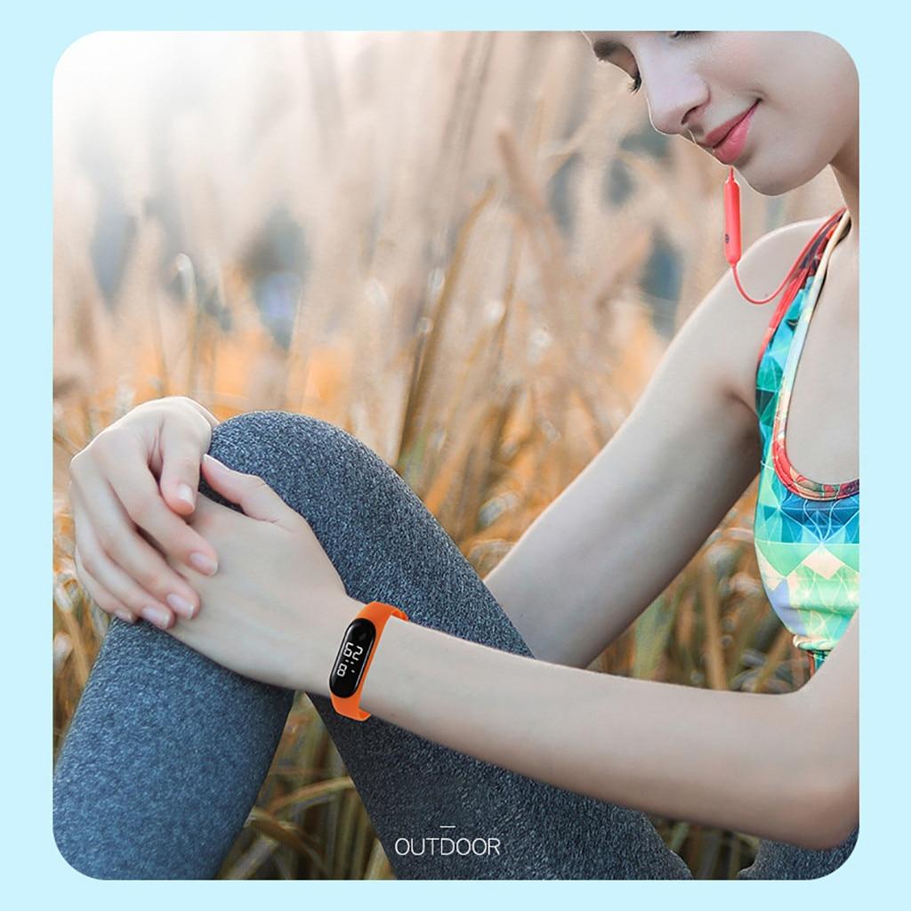 H4c721a618cd6477291fc6ce143e13f2c8 LED Electronic Sports Luminous Sensor Watches Fashion Men and Women Watches Dress Watch  fashion Waterproof Men's digital Watch