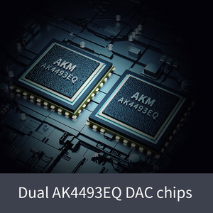Image 5 - Máy Nghe Nhạc FiiO Q5s Bluetooth 5.0 AK4493EQ DSD Có Khả Năng Đắc & Bộ Khuếch Đại, USB DAC Khuyếch Đại Âm Thanh Cho iPhone/Máy Tính/Android/Sony 2.5Mm 3.5Mm 4.4Mm
