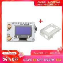 PRO58 RX różnorodność 40CH 5.8G odbiornik FPV OLED w/skrzynki pokrywa dla Fatshark Dominator gogle VS Realacc RX5808 PRO