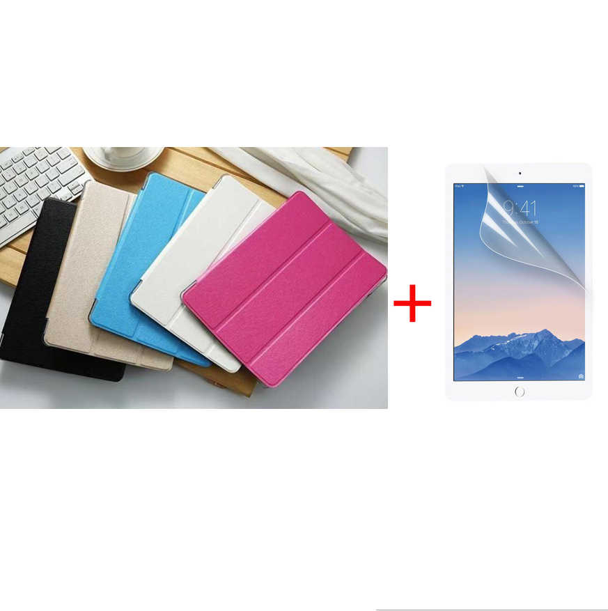 10.1 Inch Tablet Case + Screen Bescherming Film