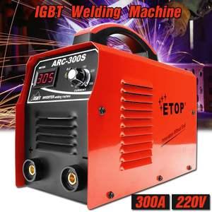3.3KVA 300A DC Inverter ARC Welder 220V