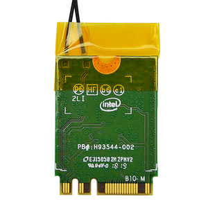 Image 4 - Jetson Nano WIFI modulo 8265AC NGW dual band dual mode scheda di rete wireless M.2 interfaccia Bluetooth WIFI modulo