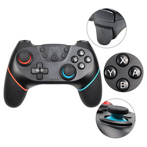 Image 5 - Bluetooth Wireless Game Controller Joystick For Nintendo Switch NS Pro Console Gamepad Joypad Android/ PC Accessories Controle