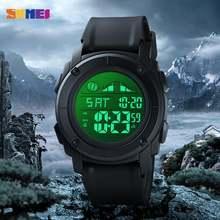 Часы наручные skmei мужские светодиодсветодиодный спортивсветильник